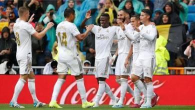 صورة ريال مدريد لن يخفض رواتب لاعبيه رغم تفشي كورونا
