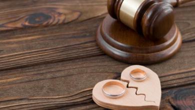 صورة الطلاق أزمة زادت في الآونة الأخيرة