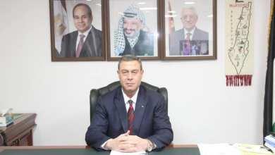 """Photo of السفير دياب اللوح """"الشكر للحكومة المصرية وقيادتها فخامة الرئيس عبد الفتاح السيسي على الدعم للكفاح الفلسطيني"""