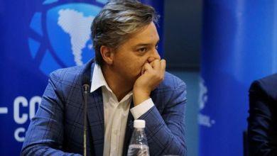 صورة رئيس الاتحاد التشيلي لكرة القدم سيستقيل من منصبه