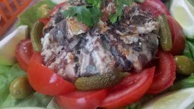 Photo of سمك السردين بطريقة منزلية