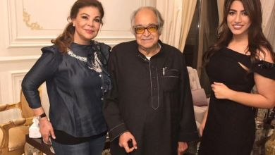 صورة رحيل رجل الأعمال الشيخ صالح كامل زوج الفنانة صفاء أبو السعود