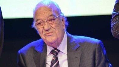 """صورة عاجل """"وفاة الفنان حسن حسني عن عمر يناهز 89 عاما"""