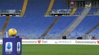 صورة بطولة إيطاليا: الاستئناف بمباراة تورينو-بارما في 20 يونيو