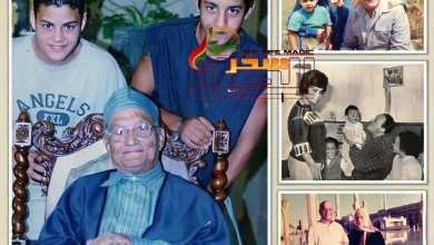 """صورة """"بابا عبده"""" الفنان الكبير""""عبد المنعم مدبولي"""" في ذكرى وفاته رقم 14"""