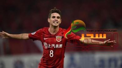 صورة أوسكار مستعد للدفاع عن ألوان الصين إذا سمحت القوانين بذلك