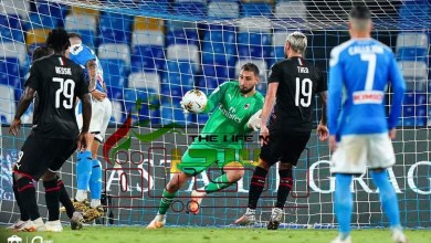 Photo of تعادل ميلان ونابول بدوري الدرجة الأولى الإيطالي لكرة القدم