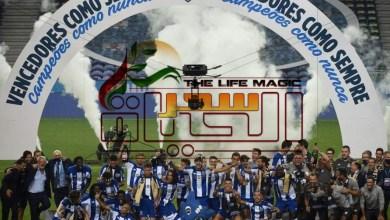صورة بورتو يحرز لقب الدوري البرتغالي
