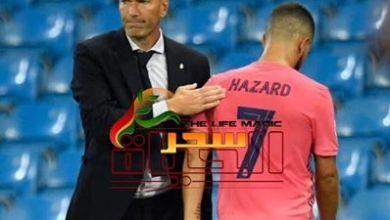 Photo of زيدان عقب خروج ريال مدريد من دوري الأبطال: فخورون بما قدمناه خلال الموسم
