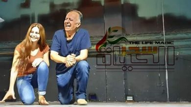"""صورة """"حصري"""" زهير عبد الكريم يكشف تفاصيل العمل الذي سوف يجمعه مع """"صفاء رقماني"""" !!"""