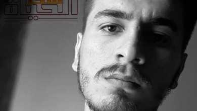 """صورة """" عمر تقي """" أكثر ما أحب رسمه الشخصيات والكاريكاتير"""