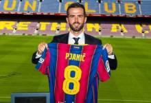 Photo of بيانيتش سعيد باللعب إلى جوار ميسي في برشلونة