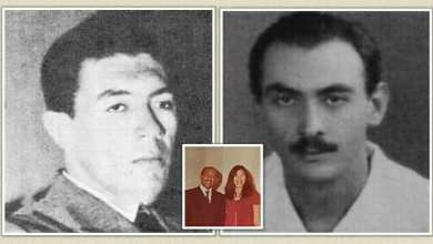 """صورة مها توفيق""""عمي """"حسين توفيق""""هو البطل الحقيقي لقصة فيلم """"في بيتنا رجل""""،وقصة حياته كانت أشبه بالخيال"""