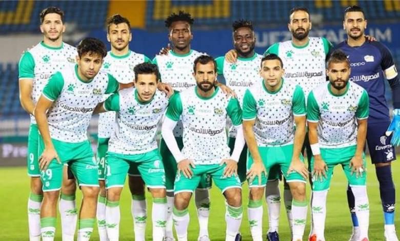 بهدفين مقابل لاشئ.. المصري يفوز على الجونة...