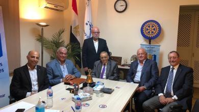 صورة تعرف على تشكيل مجلس اداره الاتحاد النوعي لانديه روتاري مصر
