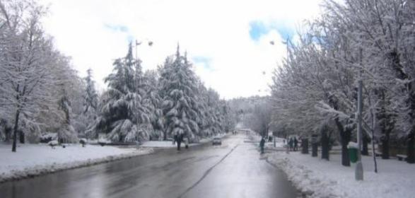 ذروة الشتاء