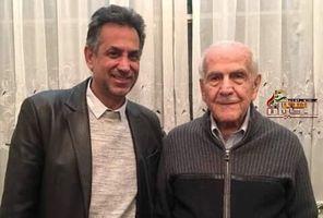 """عارف الطويل """" ينعي الإعلامي الكبير موفق الخاني"""