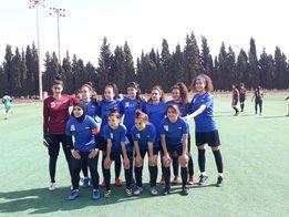 صورة الدوري السوري للسيدات بكرة القدم