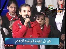 صورة أصغر شاعرة فى الوطن العربي تغريد من صعيد مصر تتفجر موهبتها فى الشعر والإلقاء
