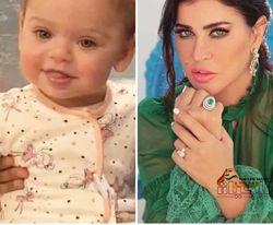 جومانا مراد تنعي ابنتها بكلمات حزينة جداً
