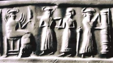 صورة طقوس العبادة الدينية في أوغاريت..على ضوء ما قدمته لنا المكتشفات الأثرية..