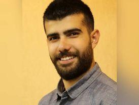 صورة صالح شفيق سليمان .. ناشط سوري ينافس وسائل إعلامية