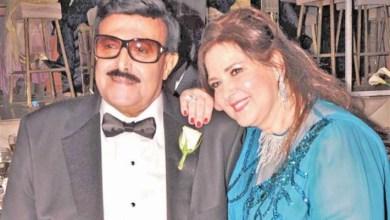 صورة نقل سمير غانم وزوجته دلال الى المستشفى بعد إصابتهم بفيروس كورونا وتدهور صحتهم