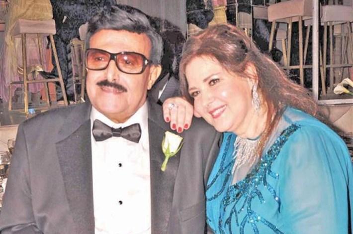 نقل سمير غانم وزوجته دلال الى المستشفى بعد إصابتهم بفيروس كورونا وتدهور صحتهم