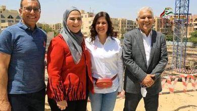 """صورة """"القباج"""" 25 مليون جنيه لدعم مستشفى بهية الجديد بالشيخ زايد"""
