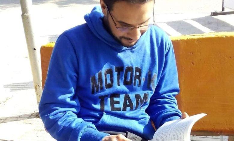 محمد الحلو أخصائي نفسي إكلينيكي