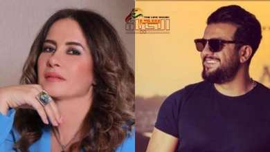 صورة طلال مارديني يعيد لورا أبو أسعد إلى الشاشة!!