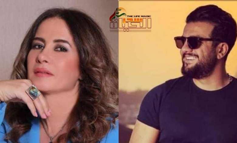 طلال مارديني يعيد لورا أبو أسعد إلى الشاشة!!