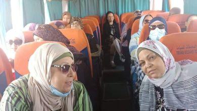 صورة أعضاء جمعية سحر الحياه اليوم بالاسماعيليه