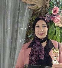 د. وفاء عابدين ، رئيس ملتقى عالم الفن المطلق