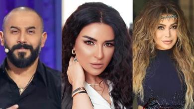 """صورة بسبب الأحداث الأخيرة في اللبنان نجوم يقدموا اعتذارهم عن حضور حفل """"موريكس دور"""" !!"""