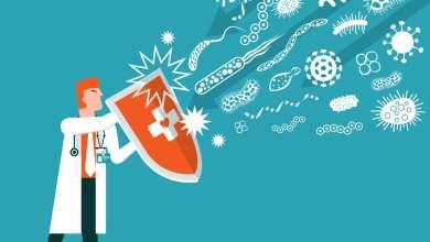 """صورة معلومات قيِِّمة ومهمة للدكتورة ملاك السباعي """"الجهاز المناعي و أهم وسائل رفع المناعة """""""