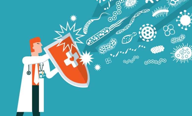 """معلومات قيِِّمة ومهمة للدكتورة ملاك السباعي """"الجهاز المناعي أهم وسائل رفع المناعة """""""