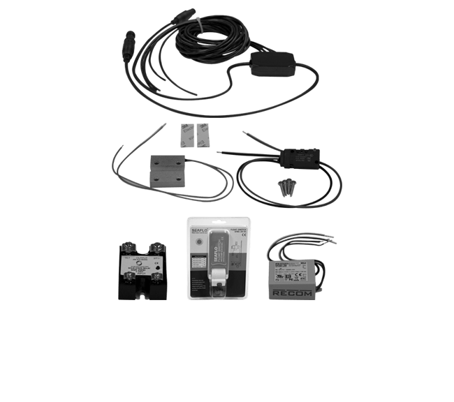 Mazu M2500 Sentry Add On Kit