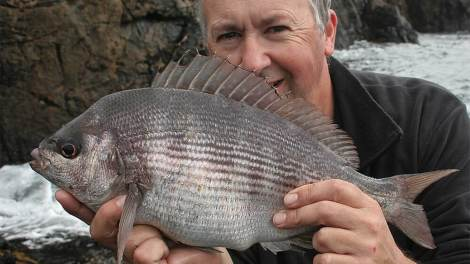 Black Bream 3lb 1oz for Wayne Thomas