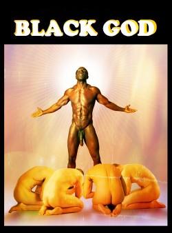 BLACK GOD image