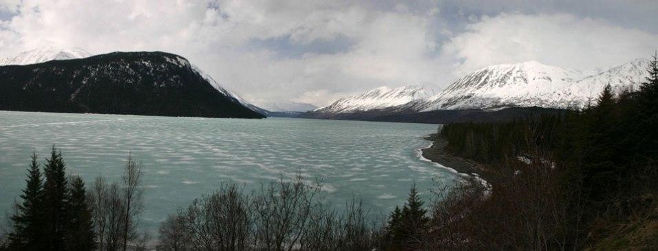 Kenai Lake, Seward, Alaska