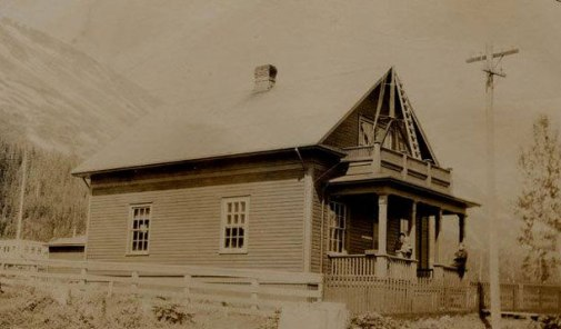 Seward, Alaska Cable Office 1908
