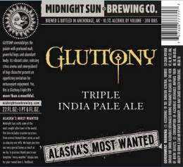 Gluttony Triple India Pale Ale