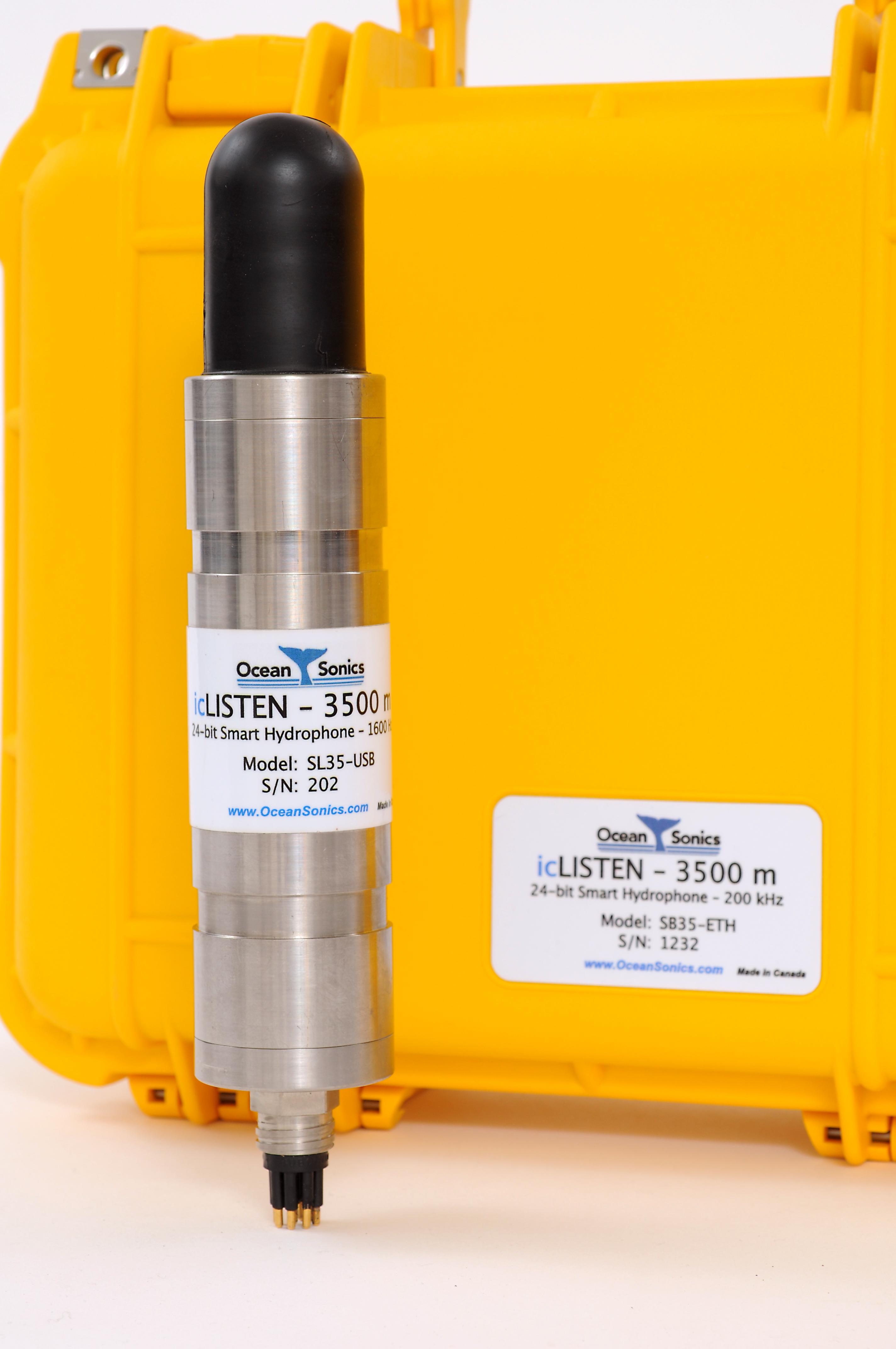 icListen Smart Hydrophones