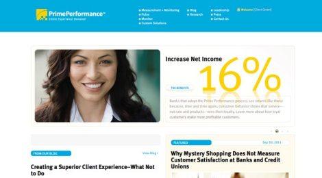 Portfolio: Prime Performance – Insights into Banking