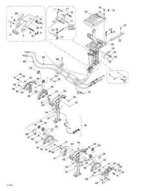 Throttle Assembly  Detailed Assembly Diagram | SeaDoo Forum