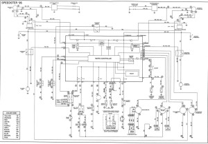 1995 Speedster Wiring Diagram | SeaDoo Forum