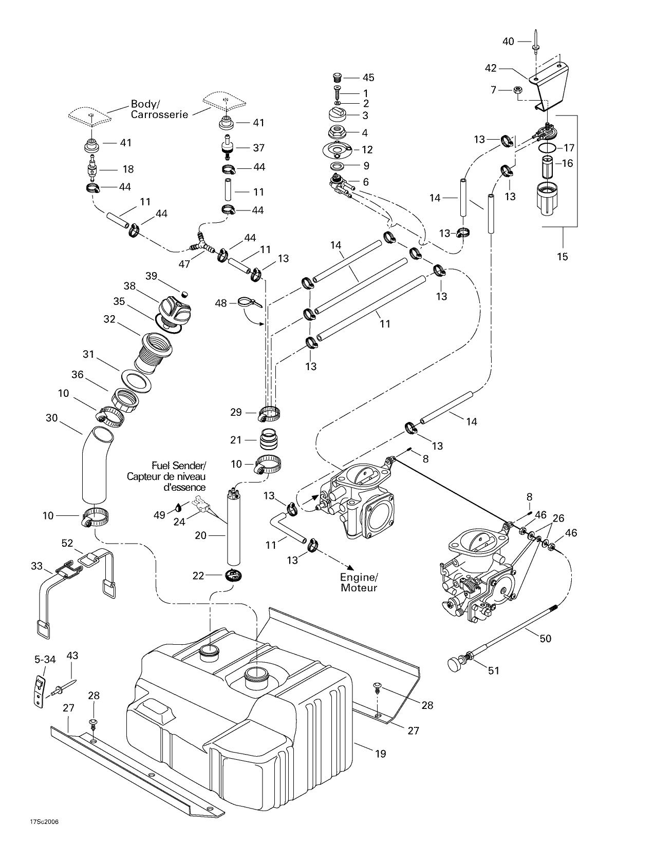 Rotax Engine Diagram