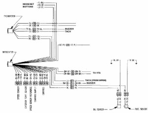 1996 SPX Wiring Diagram | SeaDoo Forum