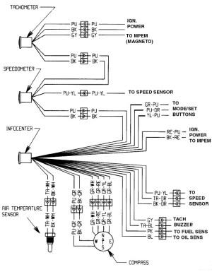 99 Seadoo Xp Engine Diagram | Wiring Diagram Technicals